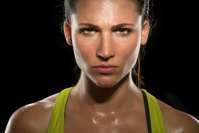 Keringat belum tentu memicu bau badan lho! Foto: Thinkstock