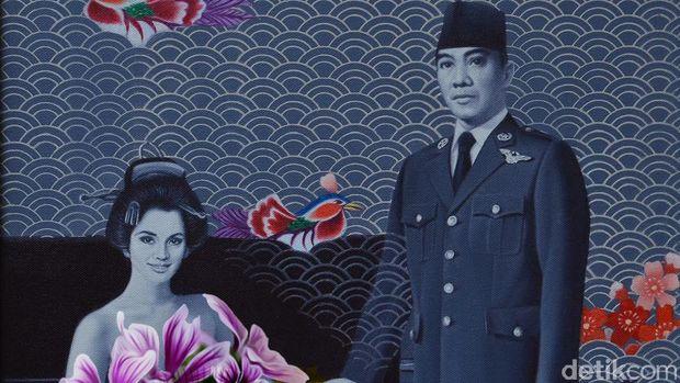 Ronald si Pelukis 'Under my Umbrella': Ketelanjangan Itu Artistik
