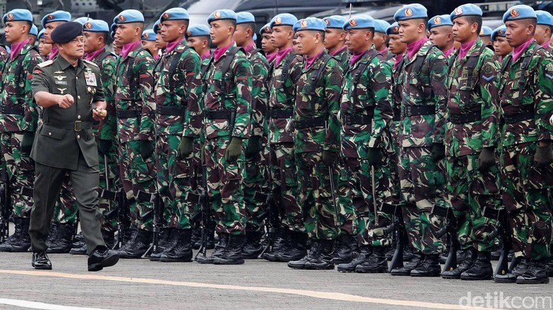 Panglima TNI: Waktu Liburan Raja Salman Bertambah Berkat Paspampres