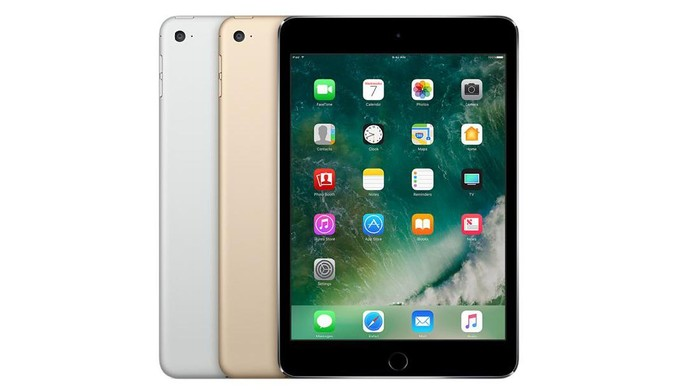 iPad Mini 4 akan segera memiliki penerus, yaitu iPad Mini 5. Foto: Dok. Apple