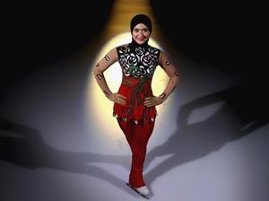 Zahra Lari, Hijaber Pertama Model Sampul Majalah Kesehatan