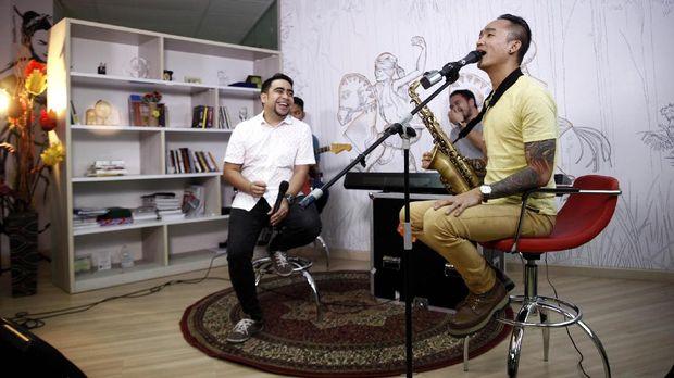 Lama Satu Band, Rivan Akhirnya Ajak Abdul Duet