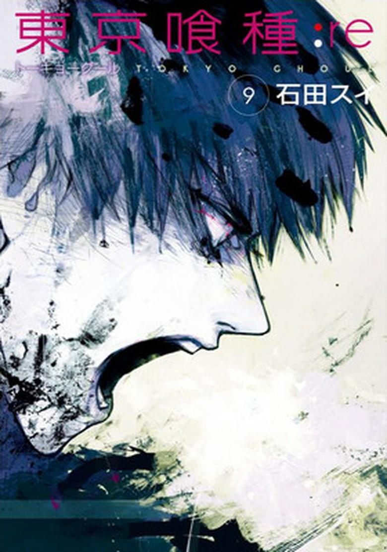 Tokyo Ghoul Jadi Manga Terpopuler ke-6 di Amerika