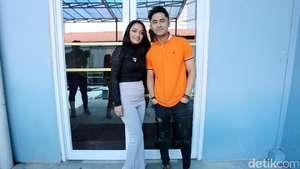 Jessica Iskandar Silaturahmi ke Habib Rizieq