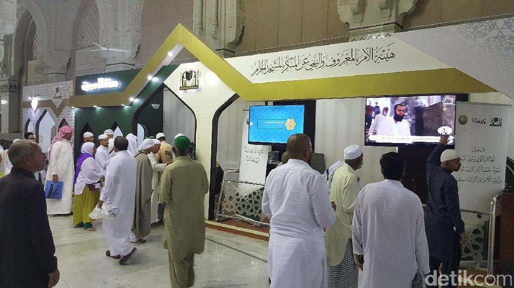 7 Tempat Rahasia di Masjidil Haram