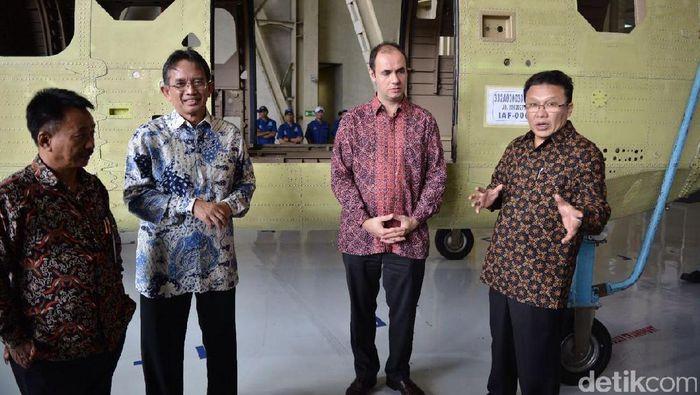 Foto: Dok. PT Dirgantara Indonesia