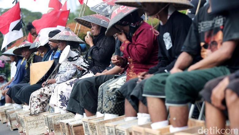 Patmi Meninggal, YLBHI Pastikan Aksi Semen Kaki Dipantau Dokter