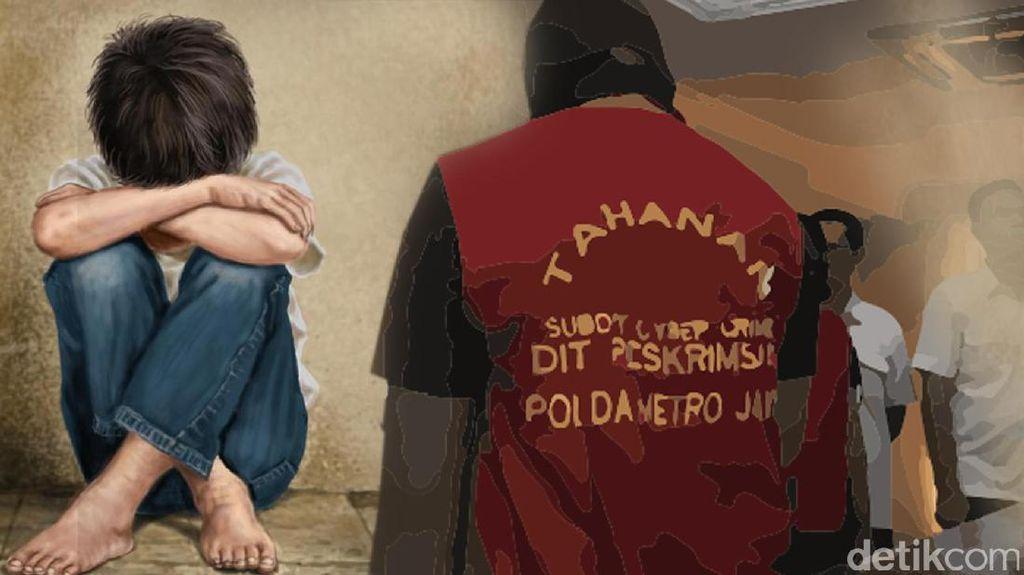 Kejahatan Seksual Anak Harus Kena Pasal Berlapis