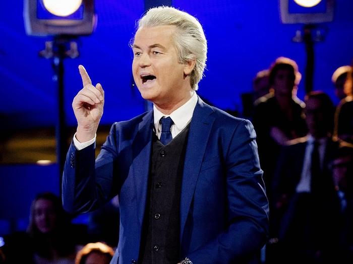 Geert Wilders (REUTERS/Robin Van Lonkhuijsen/Pool)