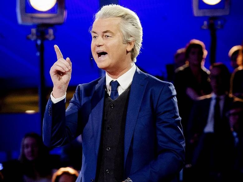 Geert Wilders Akan Gelar Kompetisi Kartun Nabi Muhammad, OKI Mengecam
