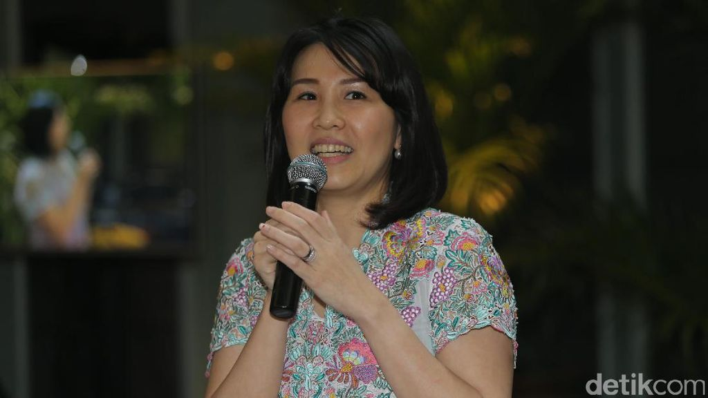 Sambutan Hangat Adik Ahok untuk Veronica Tan