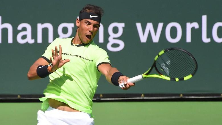 Nadal dan Nishikori Melangkah ke Babak Keempat