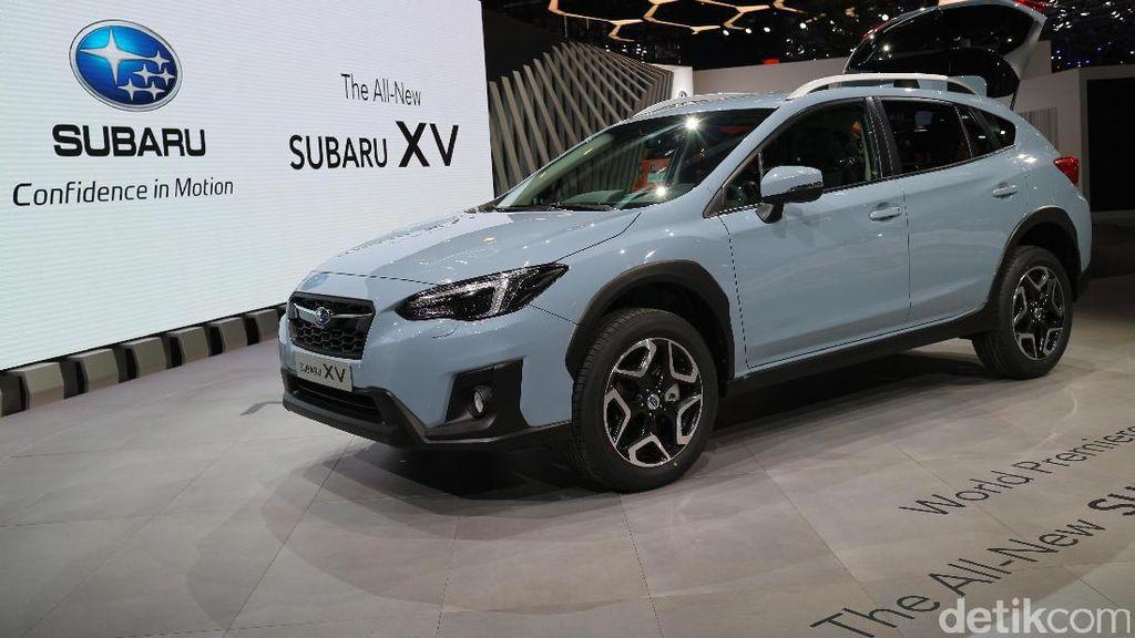 Subaru Tiru Nissan, Teknisi Tak Berpengalaman Cek Kualitas Mobil