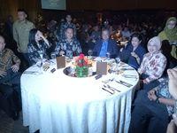 Agus-Sylvi Gelar Perpisahan dengan Relawan di Djakarta Theater