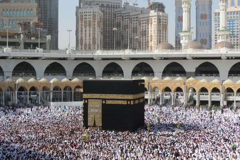 Arab Saudi Rayakan Idul Fitri Hari Ini