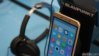 Blaupunkt Geber Tiga Soundphone Anyar