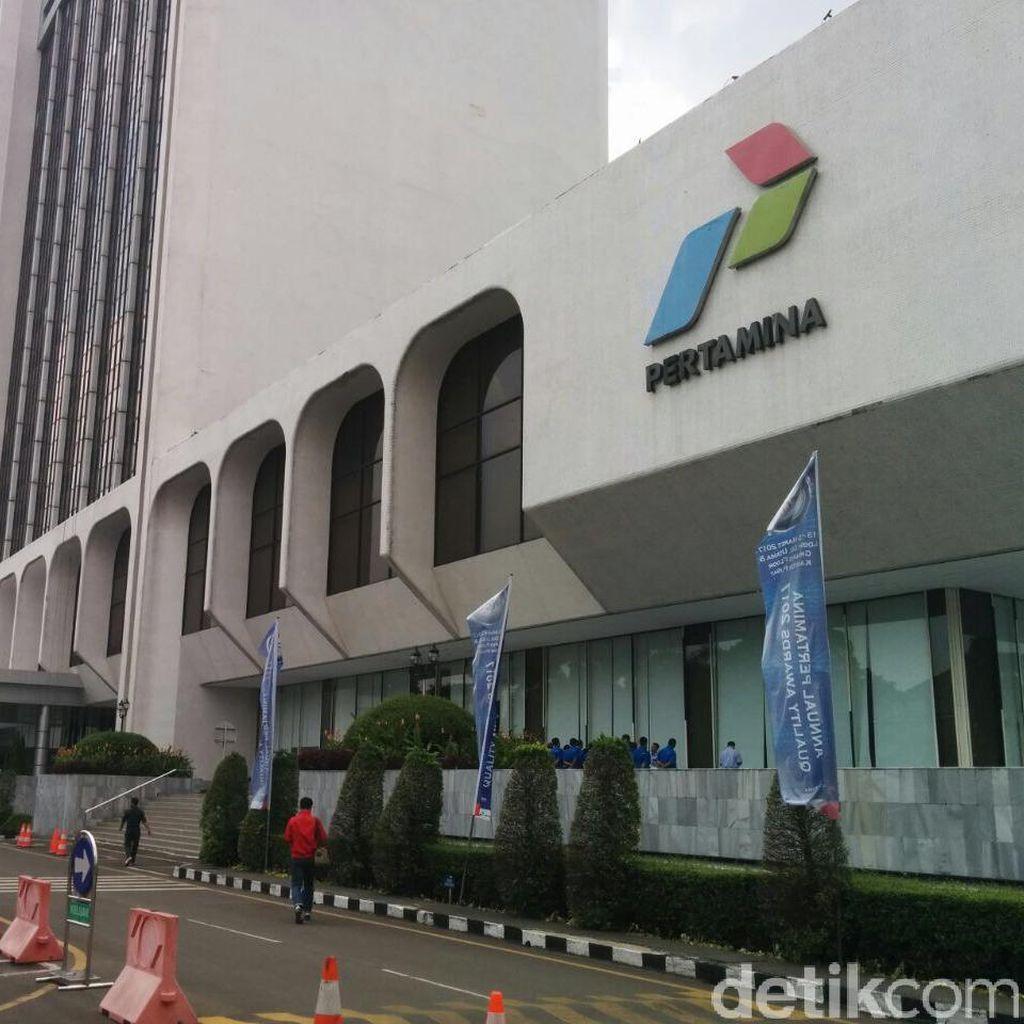 Respons Direksi Pertamina soal Kabar Petinggi Ikut Prabowo ke Brunei