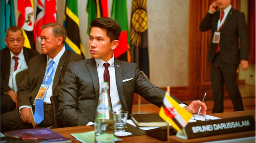 7 Fakta Pangeran Brunei Abdul Mateen yang Viral di TikTok, Bikin Naksir