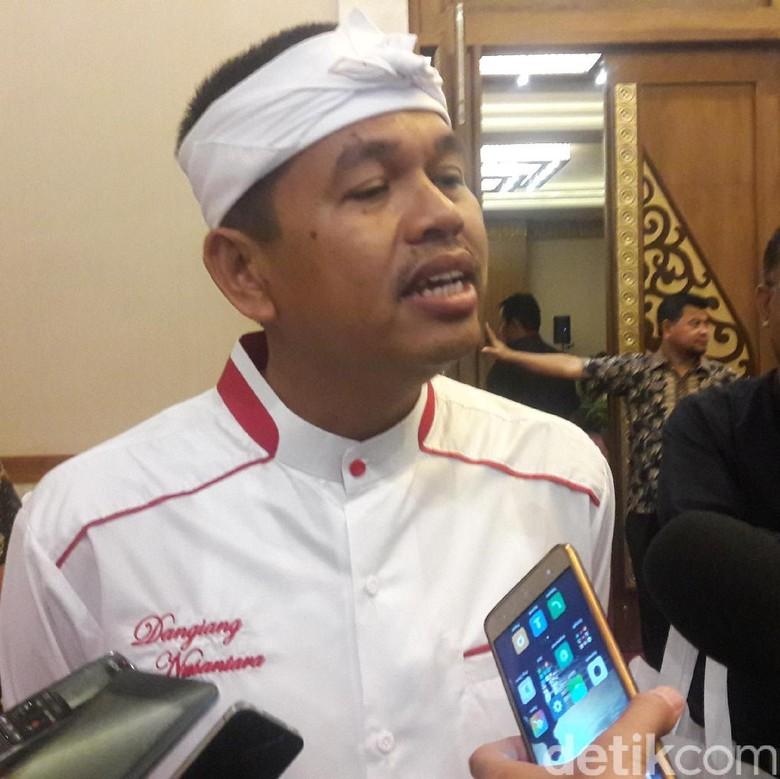 Ridwan Kamil Sudah Deklarasi Maju Pilgub, Dedi Mulyadi: Selamat!