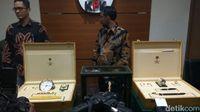 Deretan Barang Mewah Hadiah Raja Salman yang Dilaporkan ke KPK