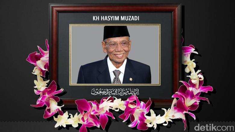 KH Hasyim Muzadi di Mata Said Aqil: Sahabat dan Pemimpin Teladan