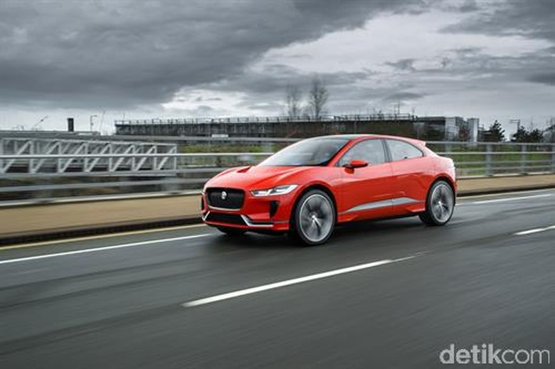 Jaguar I-Pace. Foto: Pool (Newspress)