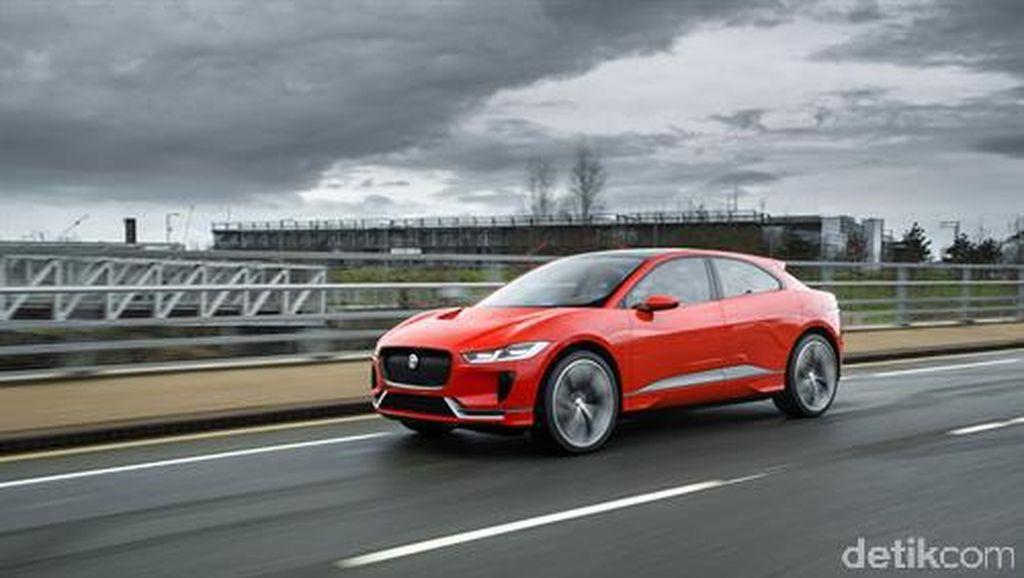 Jaguar Ngebet Ingin Kenalkan Mobil Listrik di Indonesia