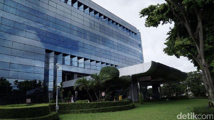 Kantor PTPP (Foto: Eduardo Simorangkir-detikFinance)