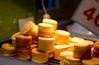Pancake dengan Tusukan Stik Jadi Tren Makanan Baru di Jepang