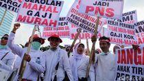 Akan Dihapus, Bagaimana Nasib 15 Ribu Tenaga Honorer di Banten?