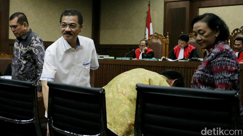 Pengakuan Gamawan soal Pinjaman Rp 1,5 M dari Pedagang Tanah Abang