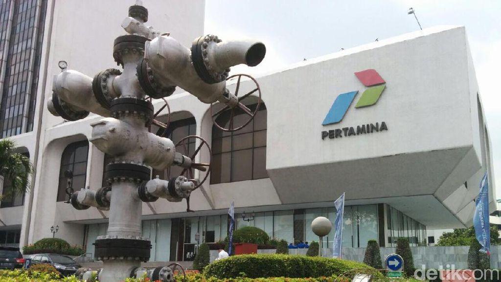 Dikabarkan Ikut Prabowo ke Brunei, Petinggi Pertamina Dinonaktifkan?