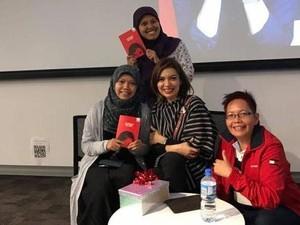 Ngobrol Bersama Najwa Shihab di Sydney: Ramainya Politik dan Medsos