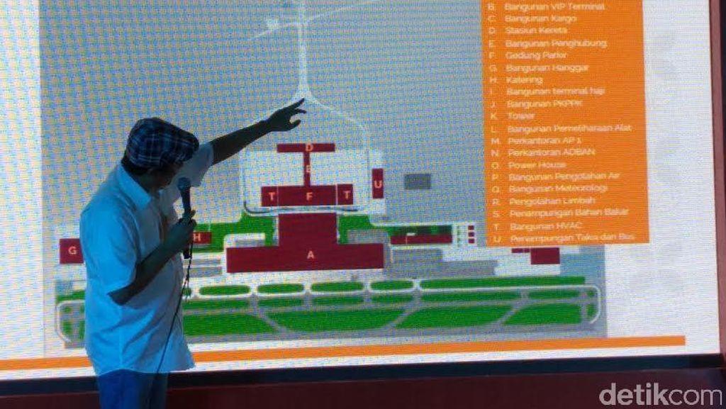 Bandara Kulon Progo Bakal Dilengkapi Kereta