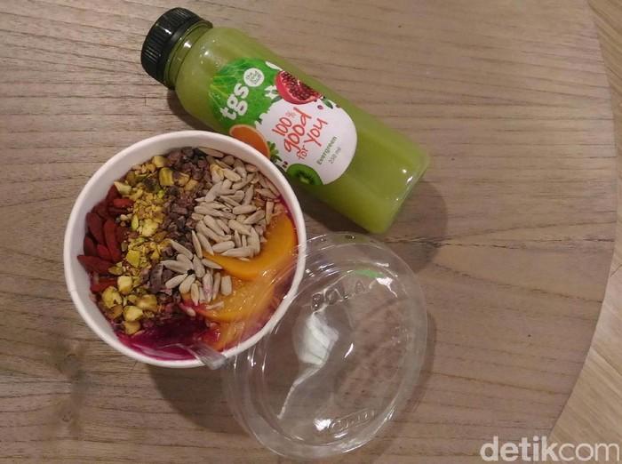 The Good Stuff Gerai Makanan Siap Saji Berkonsep Sehat Hadir Di