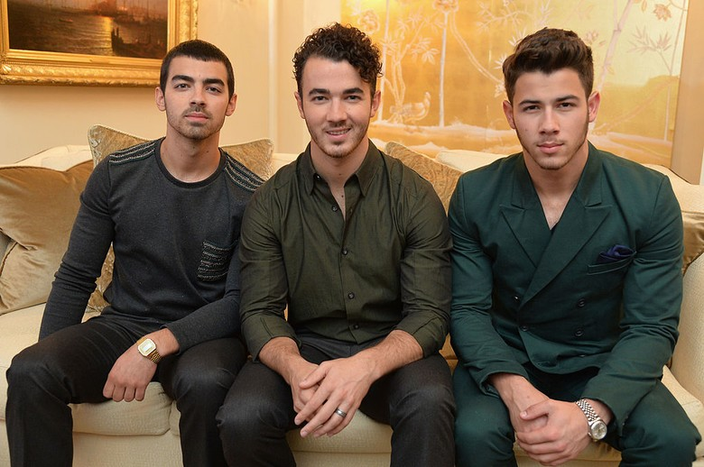 Jonas Brothers. Foto: Getty Images