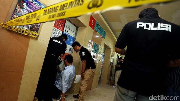 Lift Jatuh di Blok M Square, Polisi: 6 Orang Sedang Diperiksa