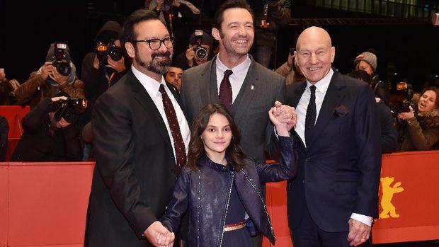 Dafne Keen, Si Kecil Cabe Rawit di Film 'Logan'