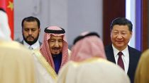 Raja Arab Saudi Telepon Presiden China Bahas Wabah Virus Corona