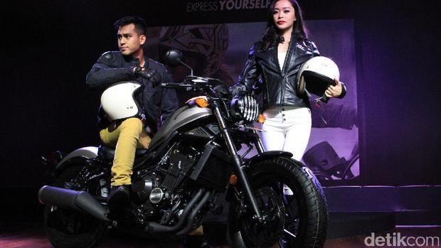 Honda Rebel untuk Indonesia