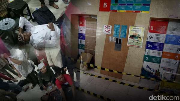 Blok M Square Akan Tanggung Biaya Pengobatan Korban Lift Jatuh