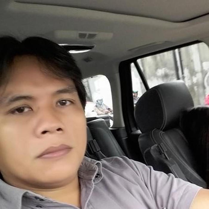 Pahinggar Indrawan alias Indra. Foto: Dok. Facebook