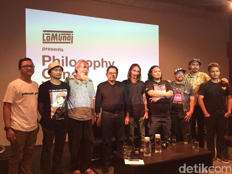 LaMunai Records Rilis Ulang Philosophy Gang Milik Gang of Harry Roesli