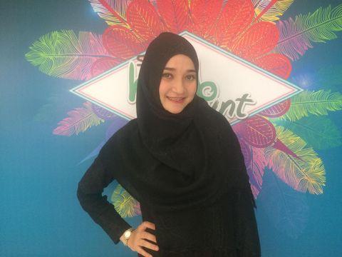 Model Asal Sumbawa Ikut Audisi Sunsilk Hijab Hunt di Yogyakarta
