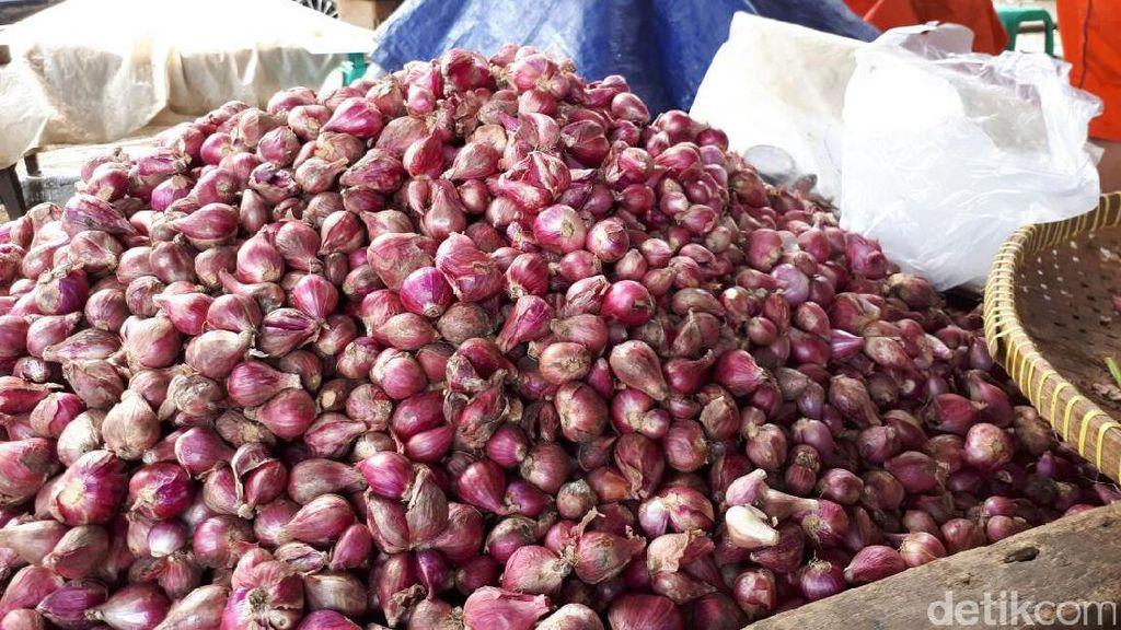 Bawang Merah di Ambon Tembus Rp 38.000/Kg