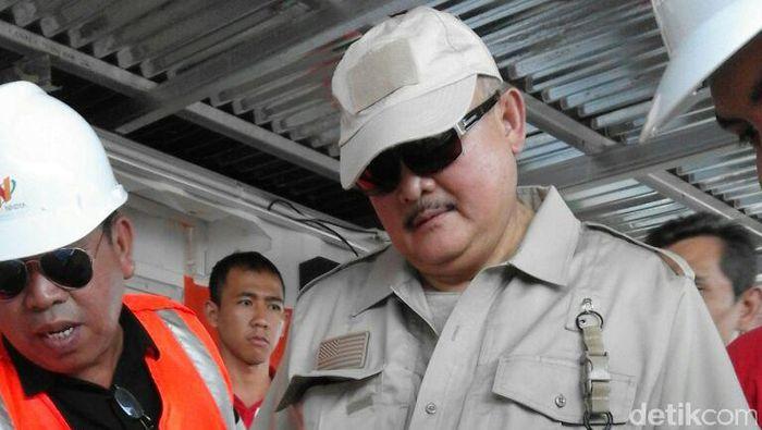 Gubernur Sumatera Selatan Alex Noerdin (Raja Adil Siregar/detikcom)