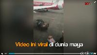 Video Ground Handling Lempar Bagasi, Sriwijaya Air Tindak Tegas