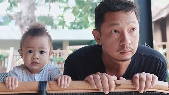 Like Father Like Son! Lucunya Bjorka dan Ringgo Agus Rahman