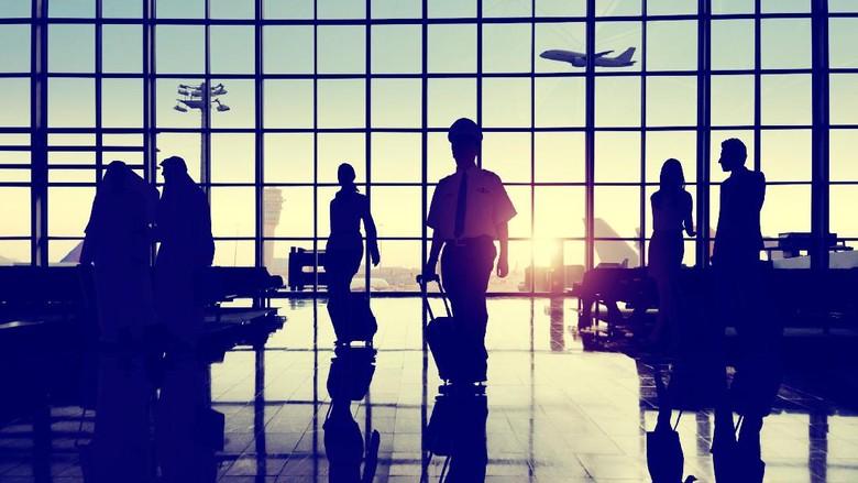 Ilustrasi bandara (Thinkstock)