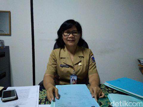 Kepala Pusat Pelayanan Kesehatan Hewan dan Peternakan drh Renova Ida Siahaan
